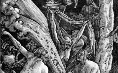 Čarodějnictví v křesťanské Evropě