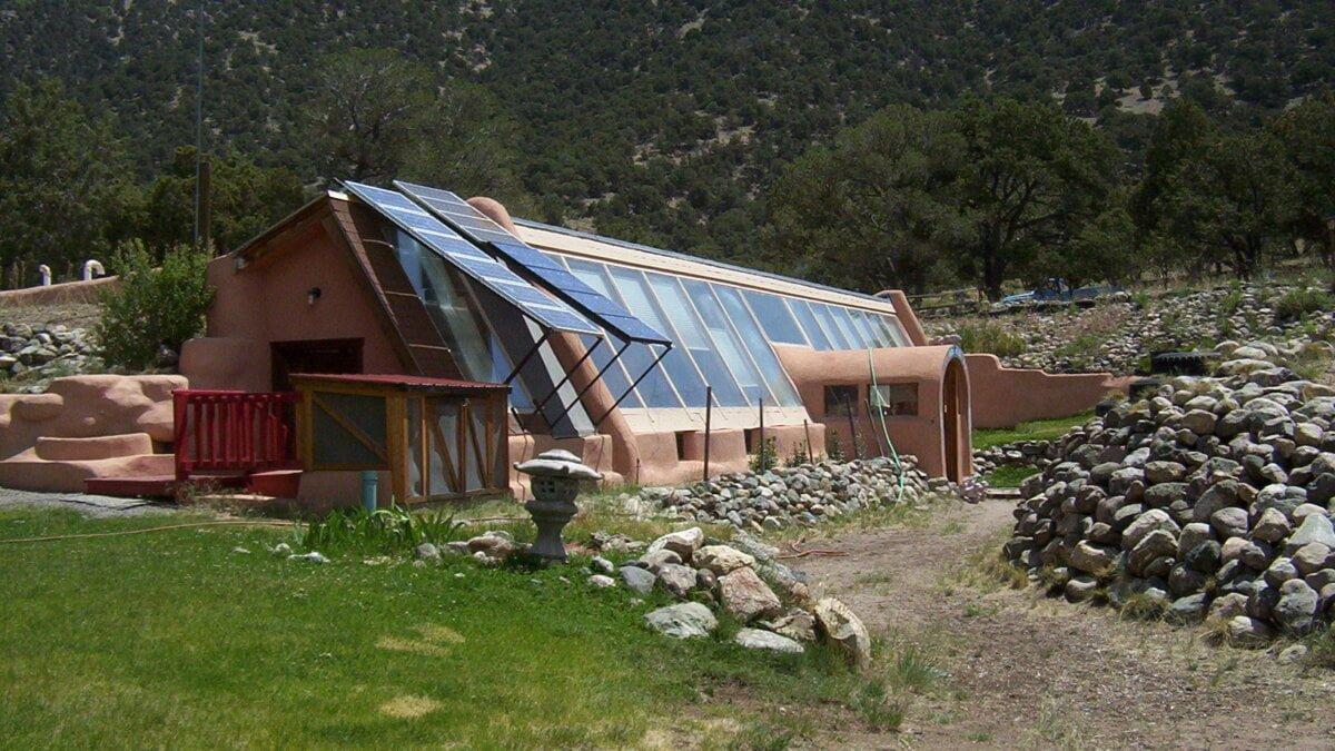 Bydlení v souladu s přírodou