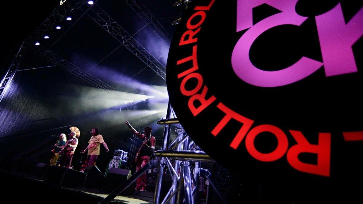 Fanoušci oslavili desáté výročí festivalu Rock In Roll ve velkém stylu