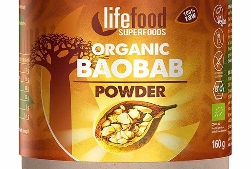 5 superschopností baobabu, které vám prodlouží život