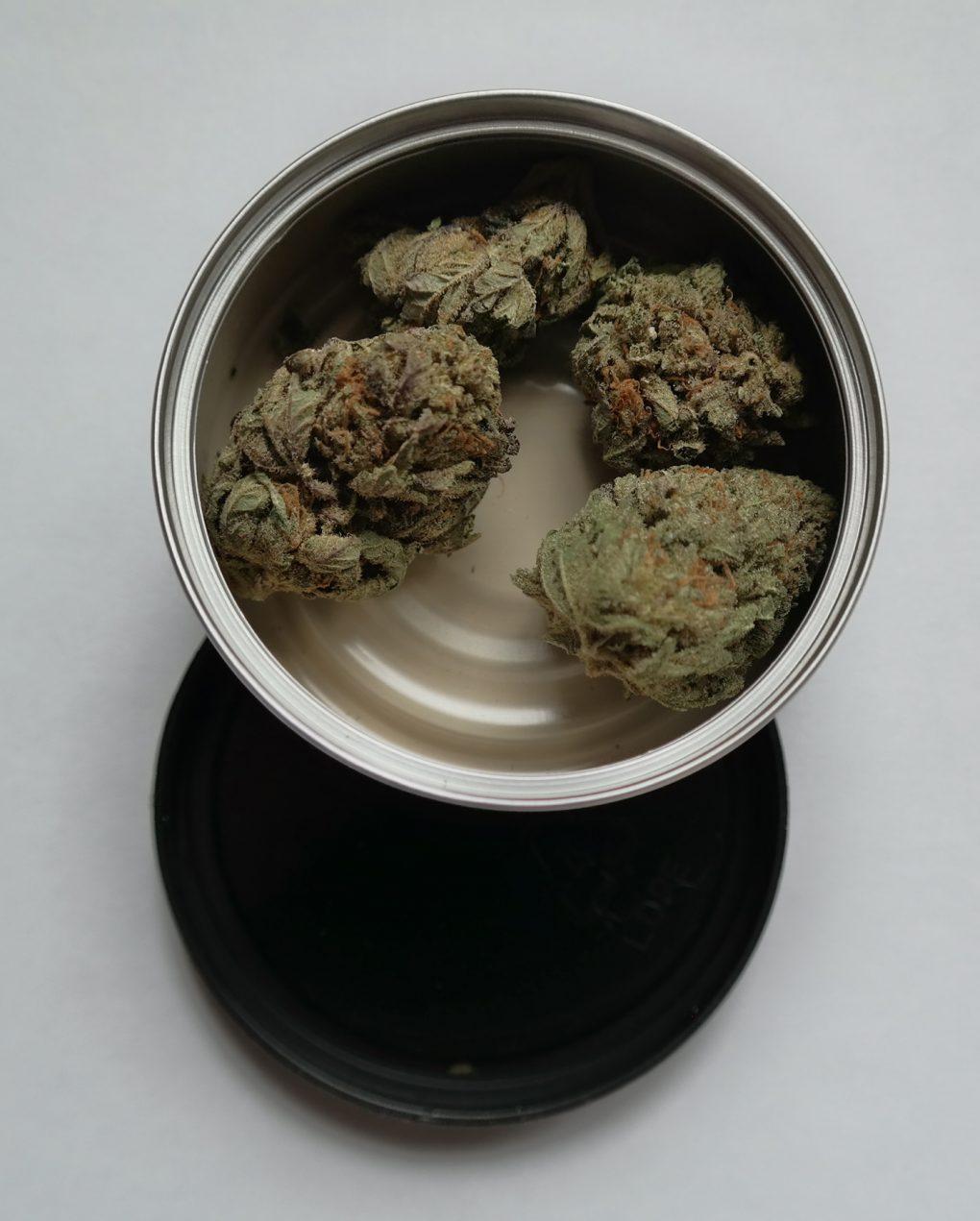 Gram marihuany stojí na ulici 100–250 Kč, vlékárně 190–250 Kč.