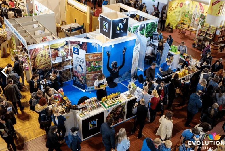 Festival Evolution nabídne bylinky i produkty zkonopí. Startuje už tento týden