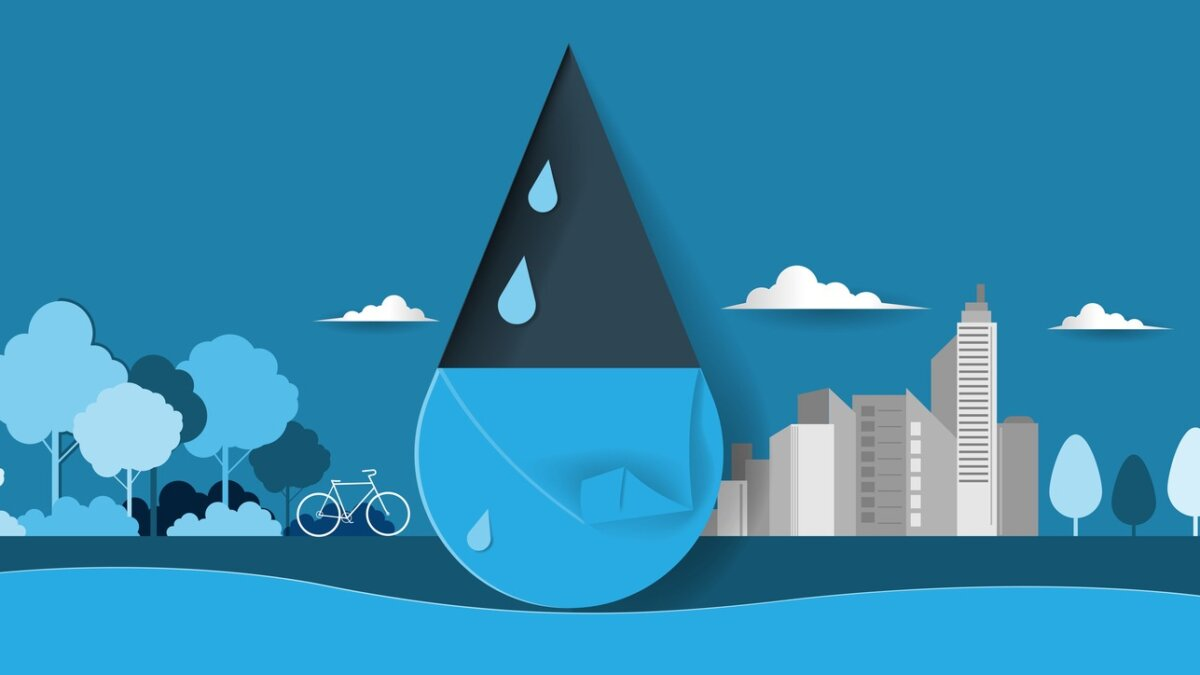 Are you (not) wasting water?