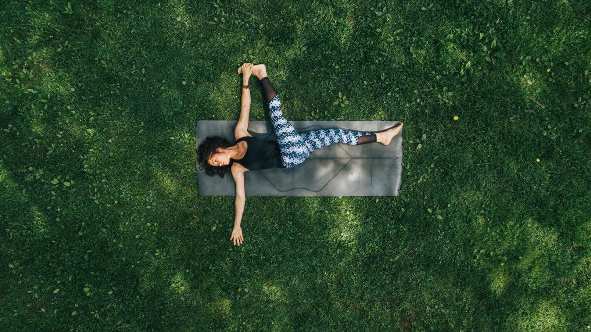 Fit jóga – svižně pro tělo do plavek