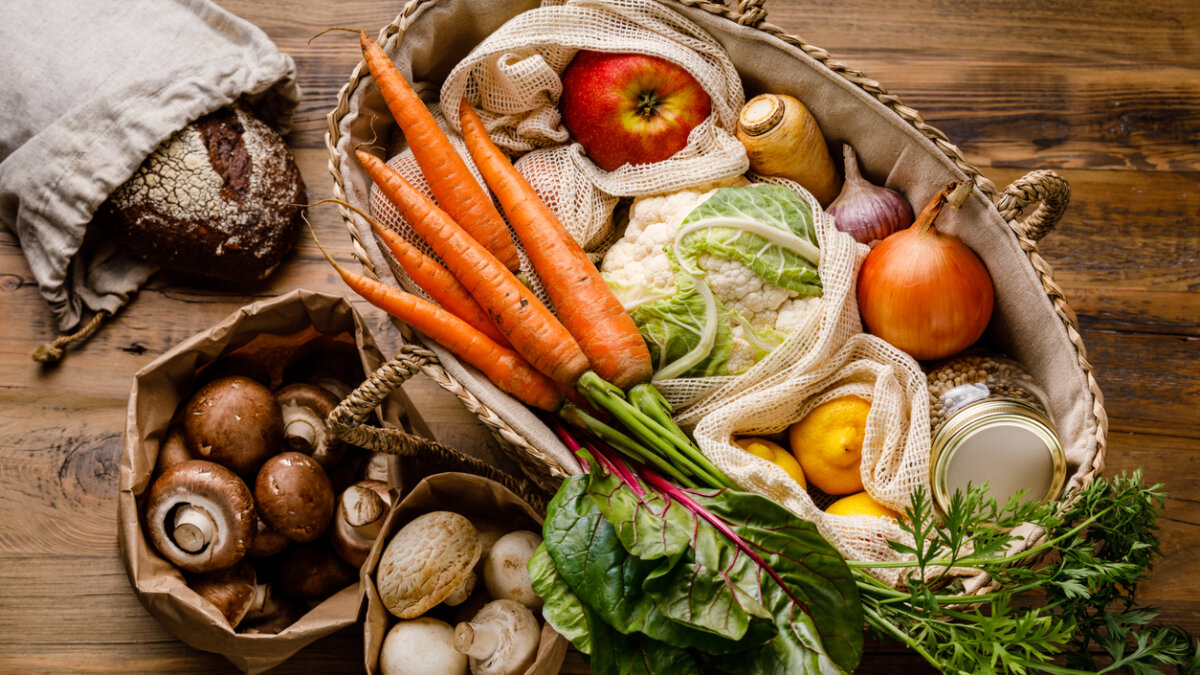 Do you shop organically?