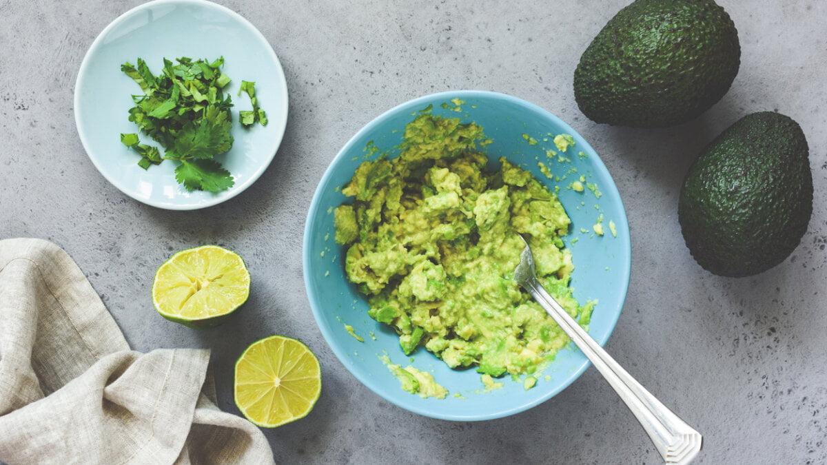 Guacamole – Super vitamínová bomba