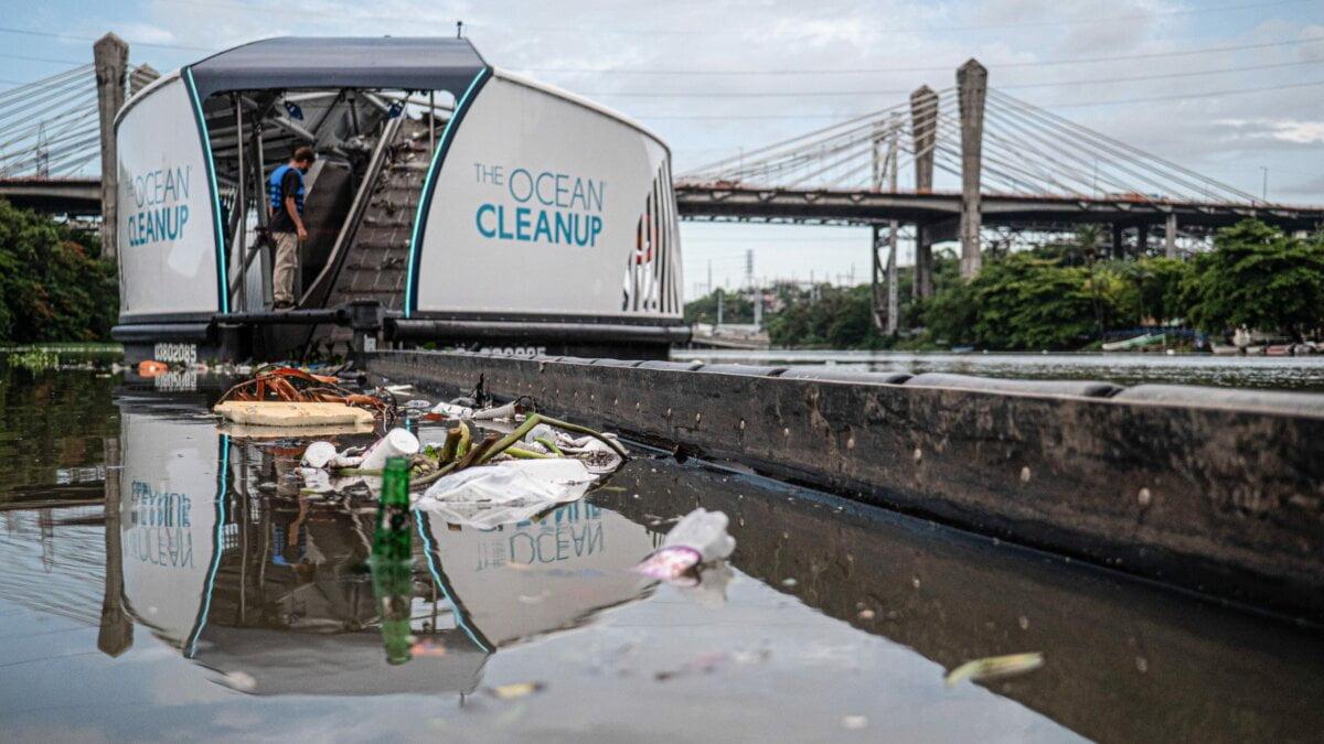 The Ocean Cleanup úspěšně pokračuje v klíčové fázi čištění oceánů