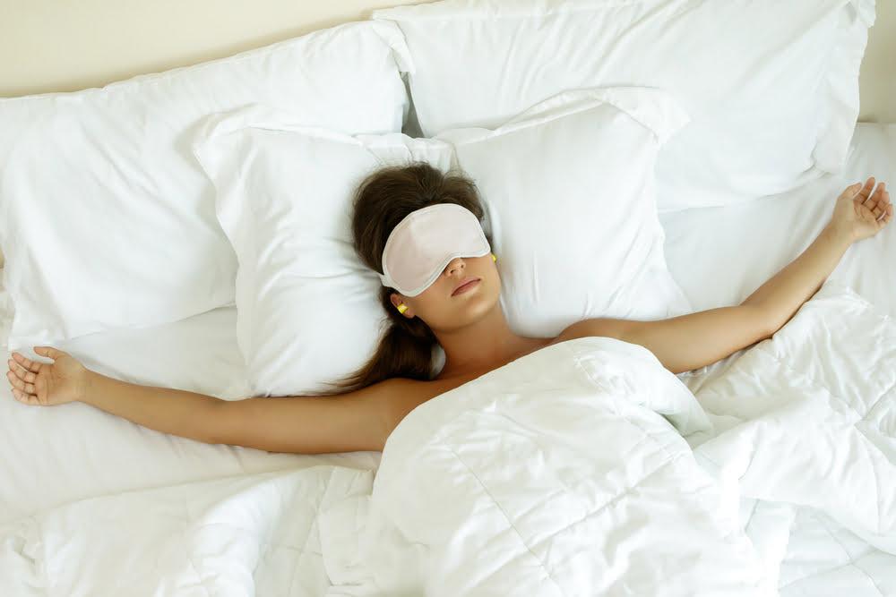 CBN pro lepší spánek
