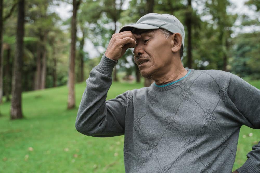 CBD olej při migrénách a bolestech hlavy