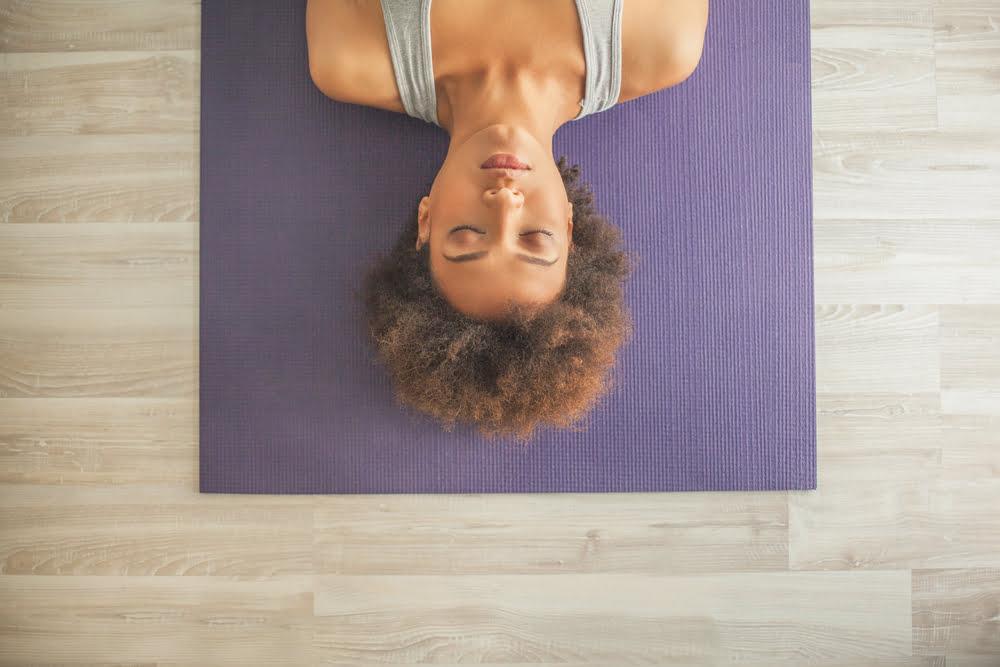 Jóga pro klidné spaní